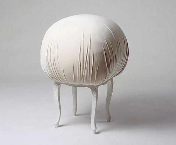 Пуфик от дизайнера Lila Jang