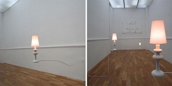 Лампы от дизайнера Lila Jang