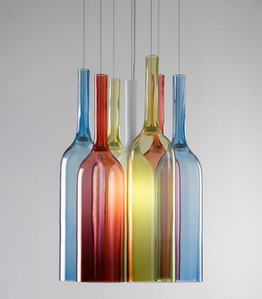 Светильник Jar RGB