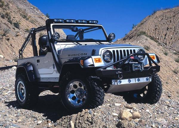 Jeep Wrangler – новый гражданский автомобиль. Источник фото: autocity.com