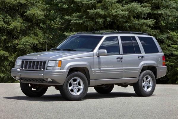 Jeep Grand Cherokee – новое слово во внедорожниках класса «люкс». Источник фото: autoguide.com