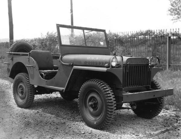 Willys MB – первый Jeep. Источник фото: IMCDb.org