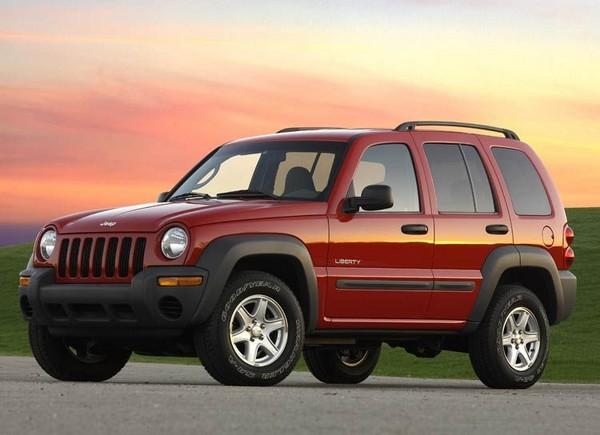 Jeep Liberty – экономный внедорожник. Источник фото: dangerousproductslawyer.com