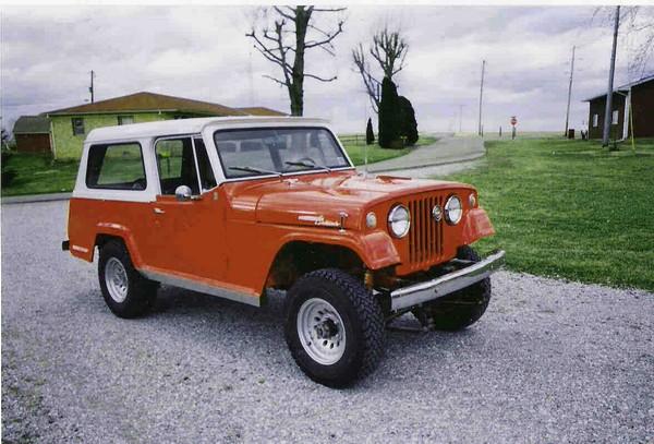 Jeepster – автомобиль для стильных людей. Источник фото: wikiautos.ru