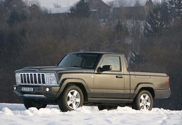 Jeep Gladiator – внедорожник для сельской местности. Источник фото: gomotors.net