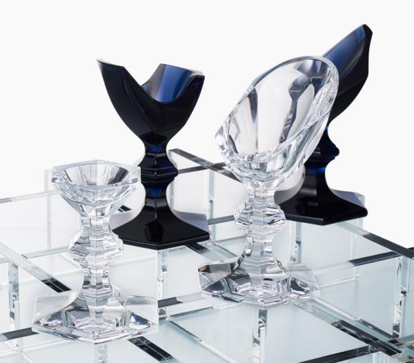 Уникальные шахматы для Baccarat