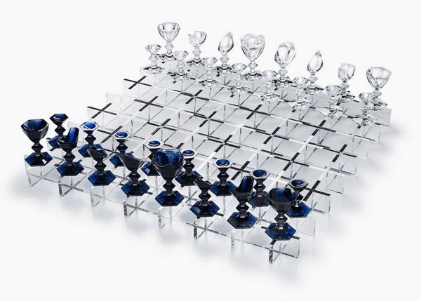 Шахматы для Baccarat