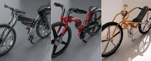 Коллекция велосипедов от Oscar Navarro