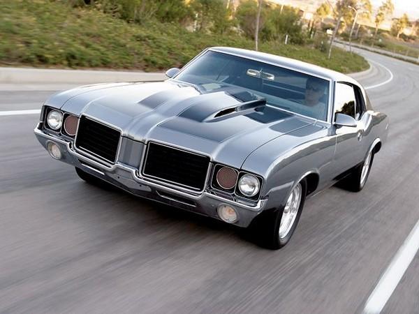 Oldsmobile Cutlass. Источник фото: hdwpapers.com