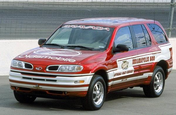 Oldsmobile Bravada. Источник фото: netcarshow.com