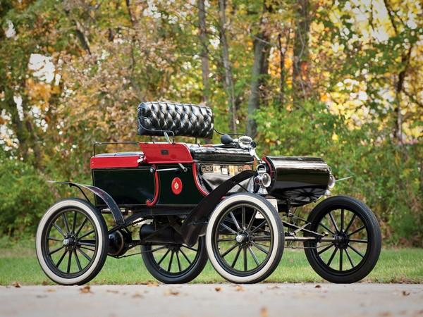 Curved Dash – первый Oldsmobile. Источник фото: wallpaperup.com