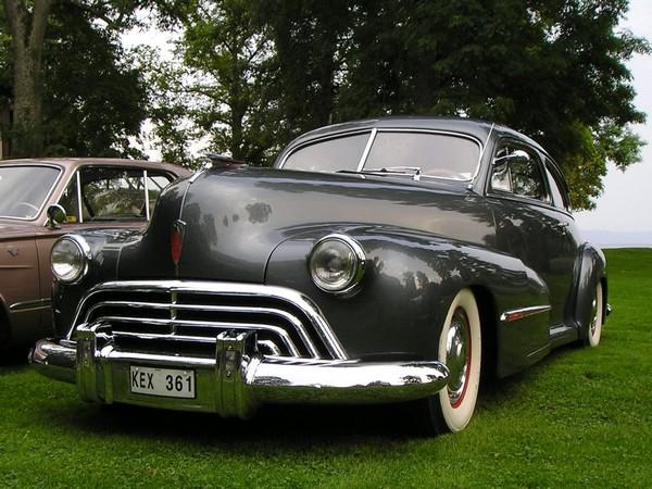 Автомобиль Oldsmobile 66. Источник фото: worldcarslist.com