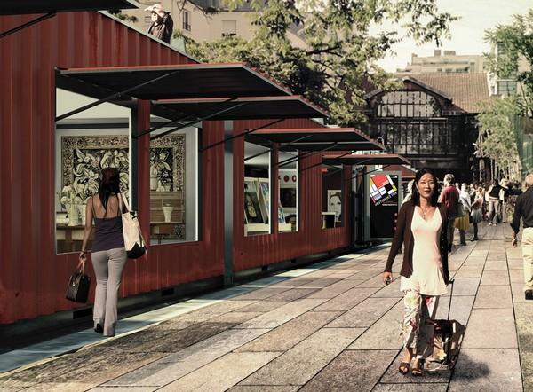 La Petite Ceinture – кольцевая парижская торговая дорога. Источник фото: opengap.net