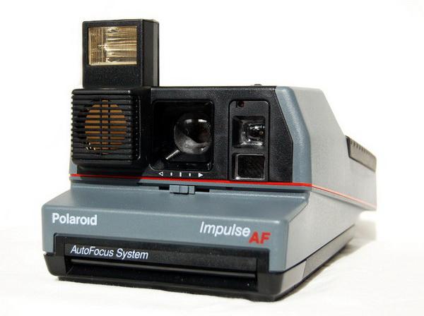 Фотокамера Polaroid Impulse. Источник фото: billwolffphotography.com