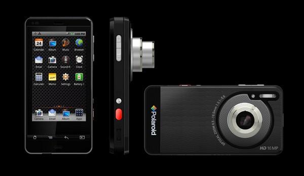 Фотокамера Polaroid Smart Camera. Источник фото: fotoblogia.pl
