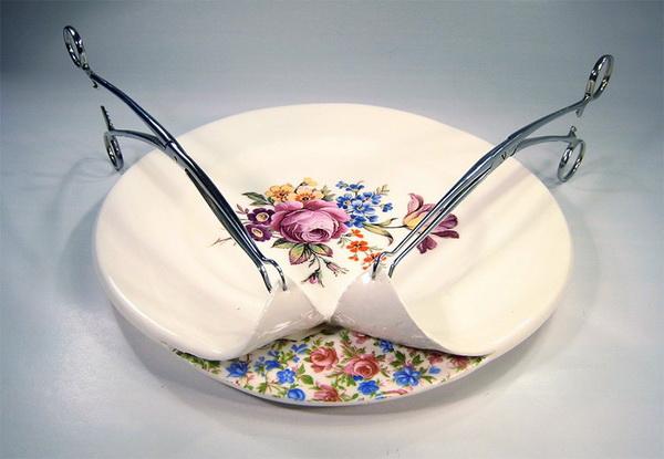 Коллекция посуды от Beccy Ridsdel
