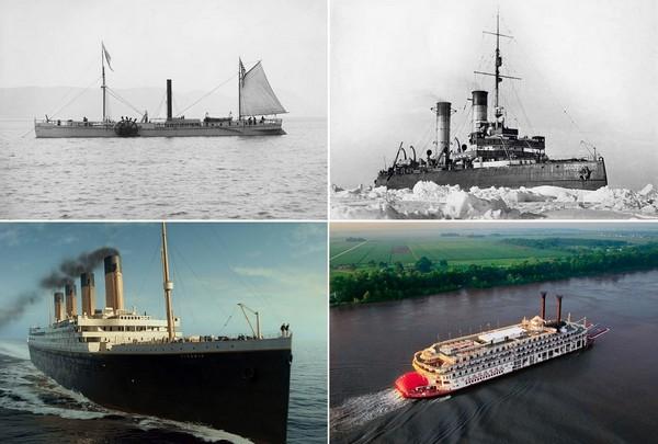 10 самых знаковых пароходов в истории