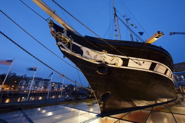 SS Great Britain – британский обладатель множества рекордов. Источник фото: ignitebristol.net
