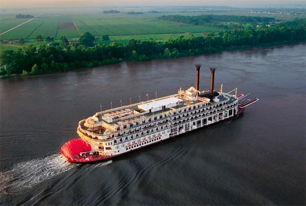 American Queen – современная легенда. Источник фото: travelagentcentral.com