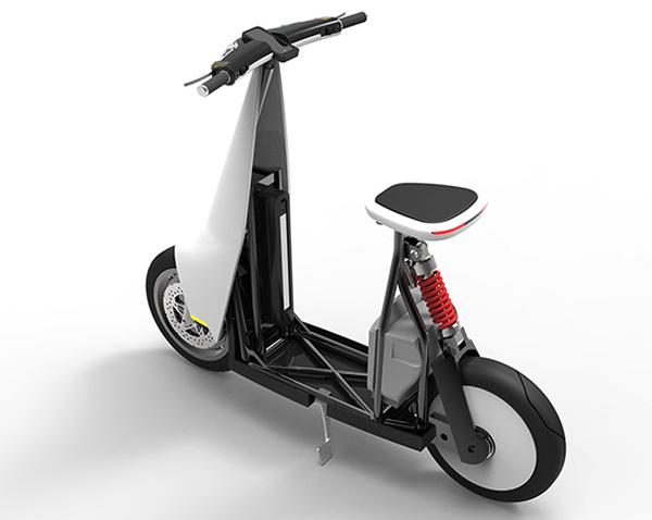 Устройство T-Scooter