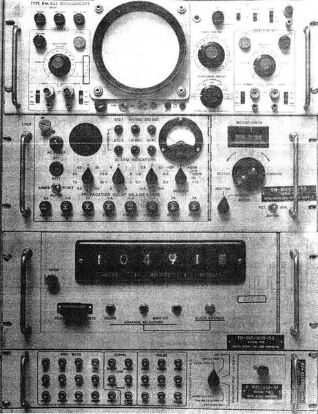 Старая электронная вычислительная машина для управления уличным траффиком. Источник фото: jproc.ca