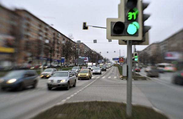 Стандартный светофор с обратным отсчетом. Источник фото: inmsk.ru
