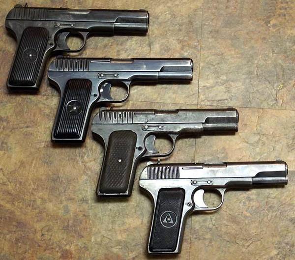 Пистолет ТТ. Источник фото: army.lv