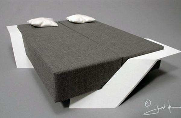 Кровать, которая растет вместе с хозяином