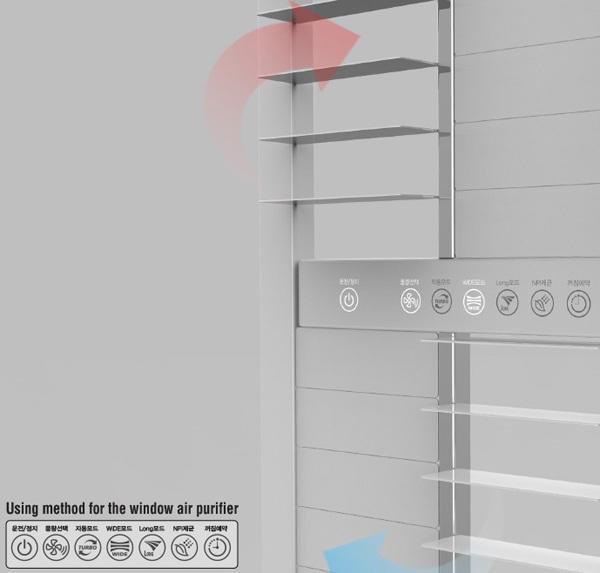 Концепт Windows Air Purifier