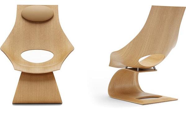 Dream Chair: стул из фанеры