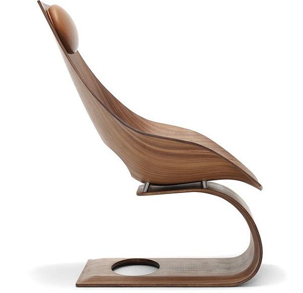 Изогнутый стул Dream Chair