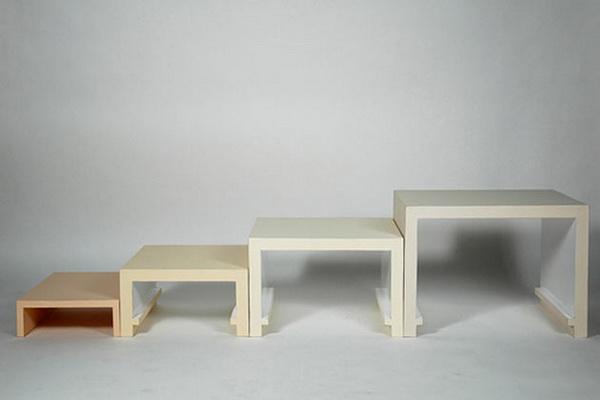 Оригинальная модель Stacking Nesting Tables