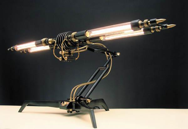 Поражающие воображение лампы для современного интерьера