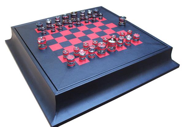Шахматный комплект Silver Jubilee