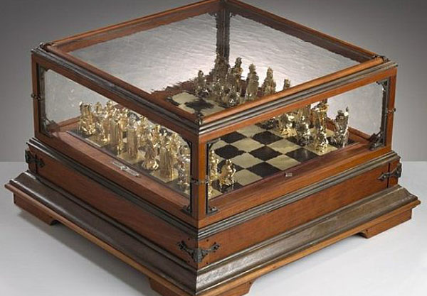 Комплект шахмат J. Grahl