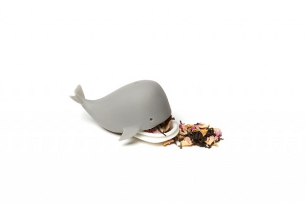 Заварник для чая в форме кита от Gongdreen