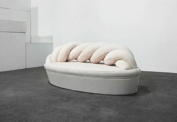 Оригинальный диван Marshmallow