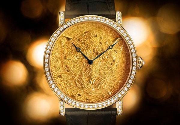 Часы Panthère от Cartier