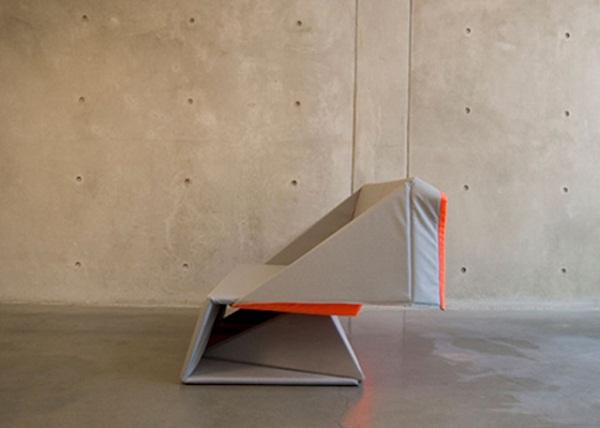 Софа-оригами от Yumi Yoshida