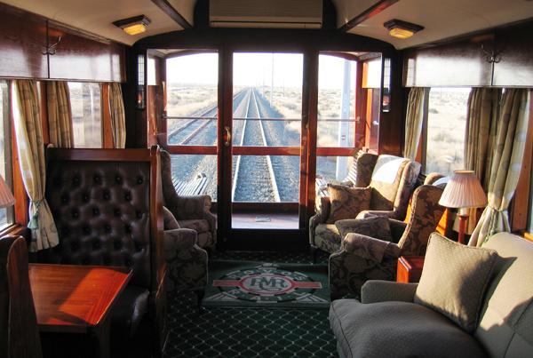 Поезд Pride of Africa