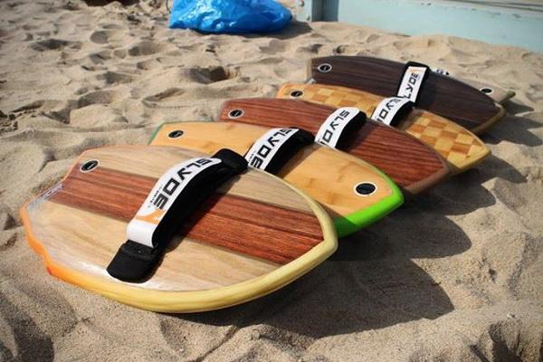 Slyde Handboards: оригинальные доски для серфинга