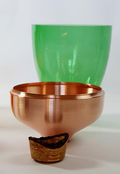 Необычные вазы-трансформеры.