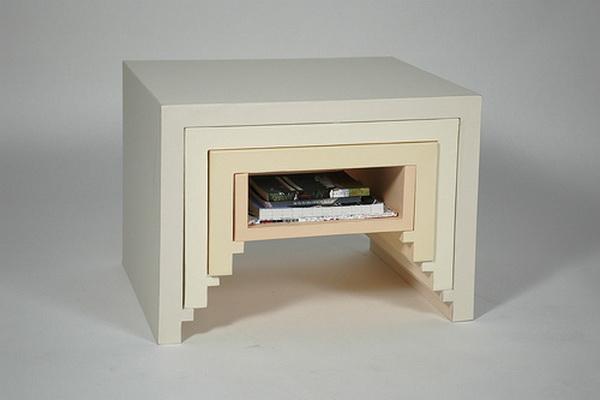 Мебель Stacking Nesting Tables