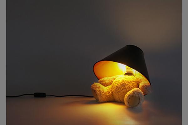 Лампа Безголовый мишка