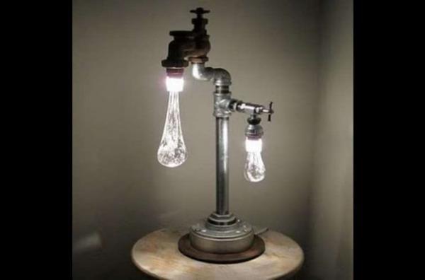 Лампа от  Tanya Clarke