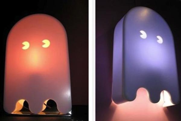 Лампы-привидения