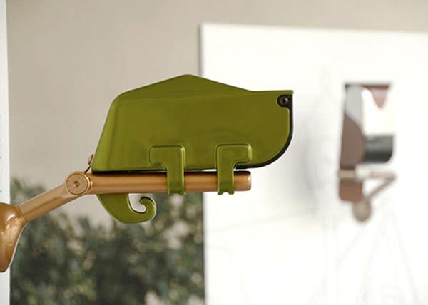 Милые животные от дизайнера Eleanor Trevisanutto.