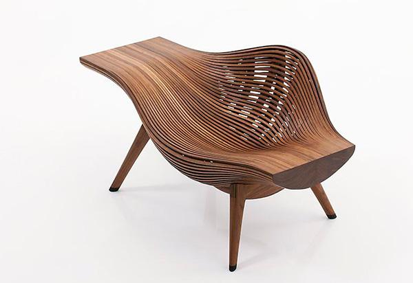 Необычное кресло от корейских дизайнеров.