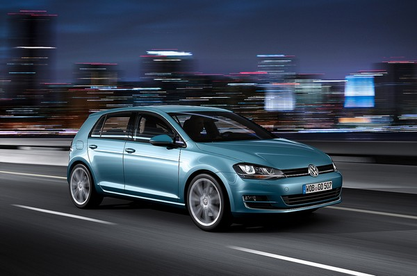 Автомобиль Volkswagen Golf. Источник фото: slashgear.com