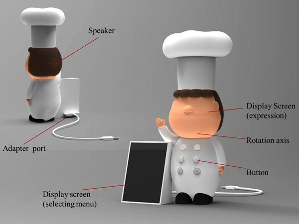 Устройство Chef Brown